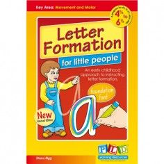Letter Formation For Little People