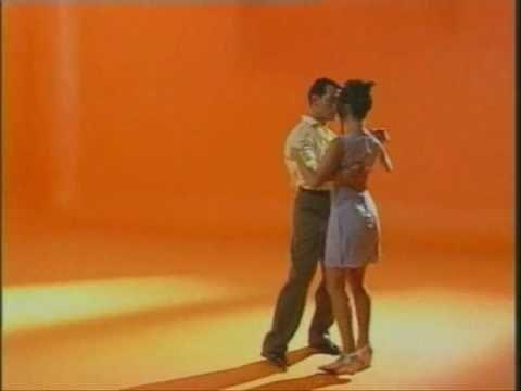 Tango Argentino SACADA OCHO ADELANTE