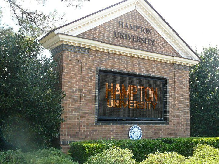 Hampton University founded  Date:  Sat, 1868-04-18 Hampton University was founded on this date in 1868. It is one of 100 Historical Black colleges and Universities  in America.