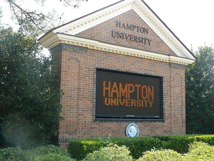 hampton university admission essays
