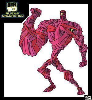 Muscleman - ben-10-alien-force Photo