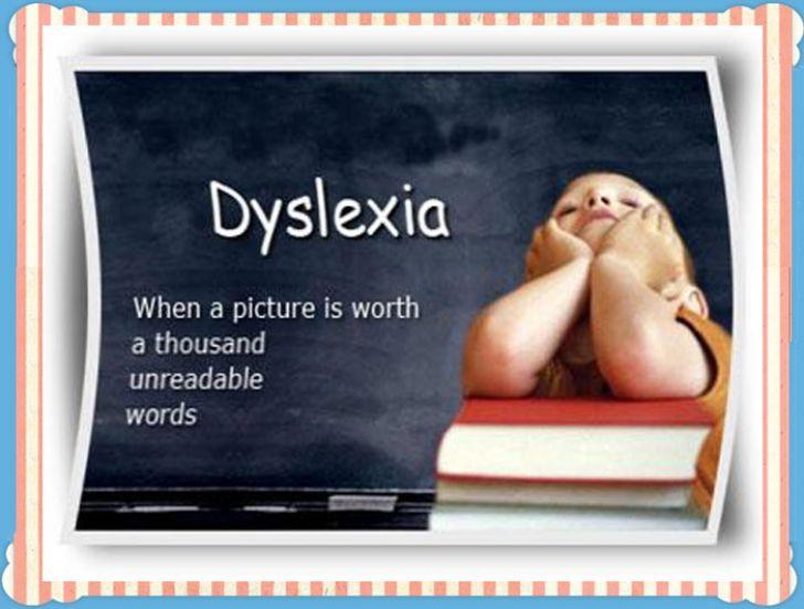 Η δυσλεξία είναι ειδική μαθησιακή δυσκολία στα γραπτά