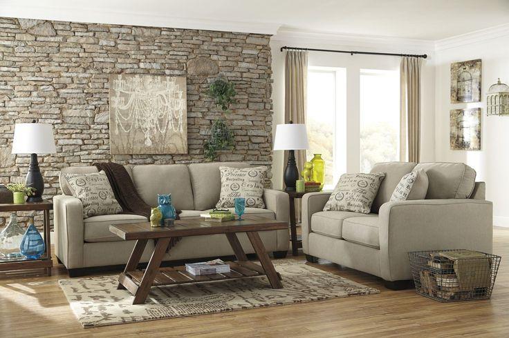 Alenya Quartz Sofa, 1660038, Ashley Furniture