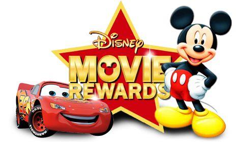 Disney Rewards Members: Add 25Points