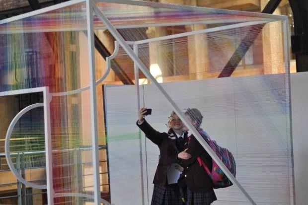 The Turbine Art Fair 2014
