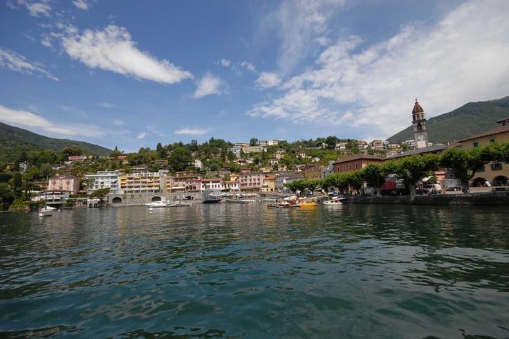 Vista dal Lago Maggiore