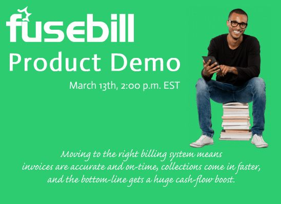 Get an insider's view of Fusebill and an overview of subscription commerce.  https://attendee.gotowebinar.com/register/6265316679057033730