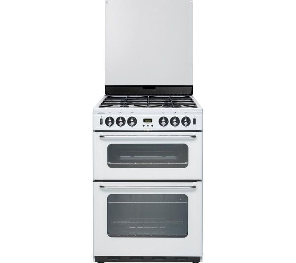 GAS – NEW WORLD Newhome NW550TSIDLM Gas Cooker - White – WHICH BEST BUY