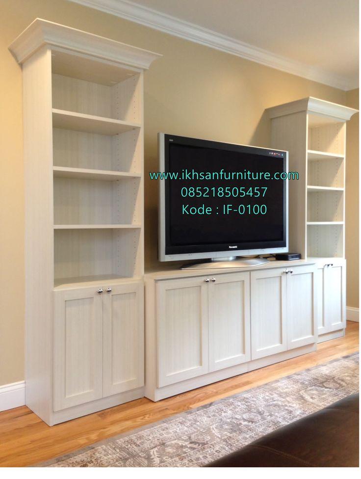 JualBufet Tv Minimalis Putih Modern Terbaru ModelBufet Tv Minimalis…