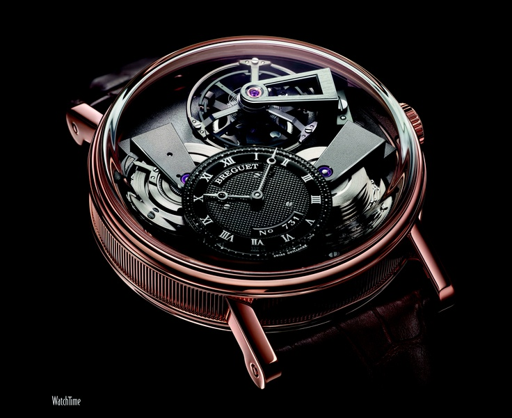 Breguet - Tradition Tourbillon - So Awesome