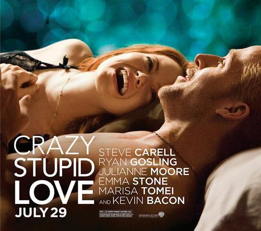 Crazy, Stupid, Love.Amazing Movie, Ryan Gosling, Great Movie, Crazy Stupid Love, Funny Movie, So Funny, Favorite Movie, Chicks Flicks, Emma Stones