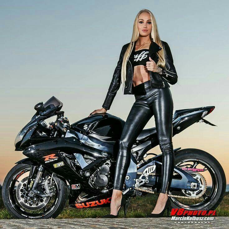 Pin on Motorrad Girls ️