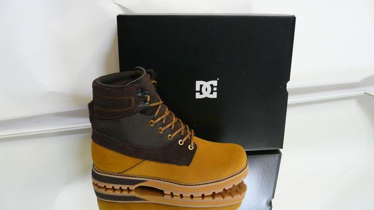 Nové zimní boty od DC jsou prostě TOP!!! Objednávej zde: ČR: https://goo.gl/FoWGsx SK: https://goo.gl/HMzHHu