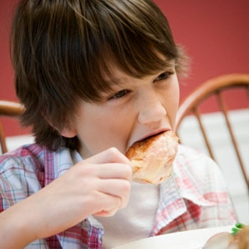 Childhood adhd - 5 foods to eat & 5 to avoid  #attitudemag #adhdplate