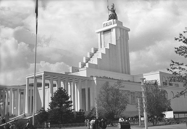 #NewYork 1939,  #Worldsfair - Costruire il mondo di domani. Progetto di #MicheleBusiriVici.
