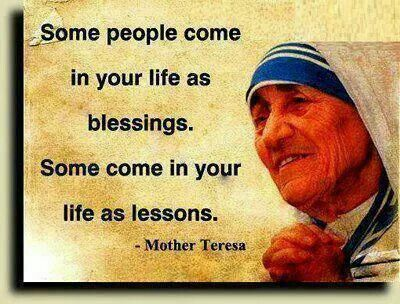 People and life lessons