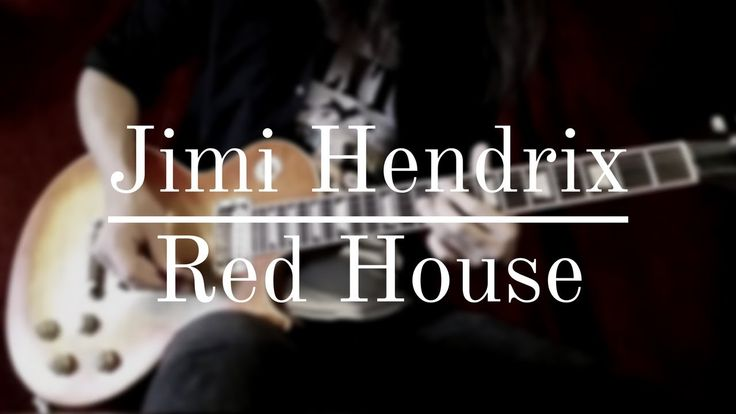 Jimi Hendrix - Red House (Guitar Cover/Improvisation). #guitar #guitarist #guitarvideo #guitarsolo #guitarcover #improvisation #gibsonguitars #lespaul #marshall #music #youtube #video #rock #blues #hardrock #bluesrock #jimihendrix #redhouse