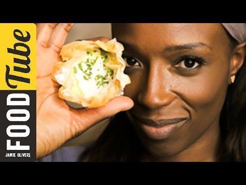 Mini Quiche Lorraine | Lorraine Pascale - YouTube