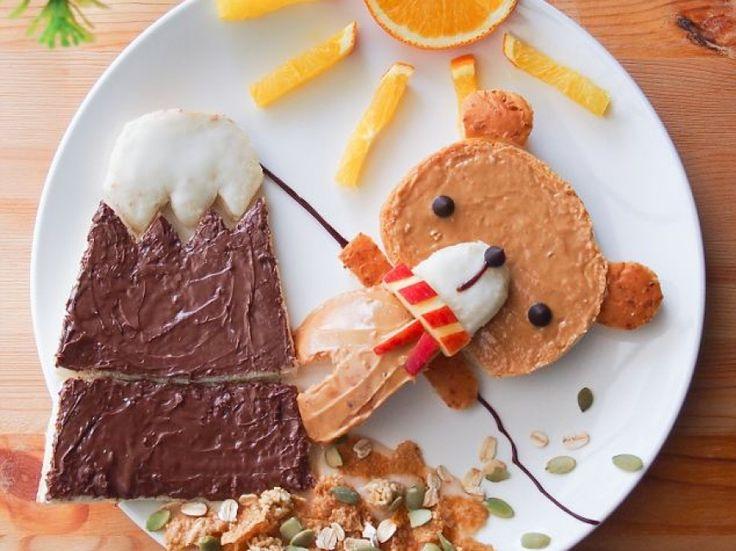 ¡Queremos comernos el oso!