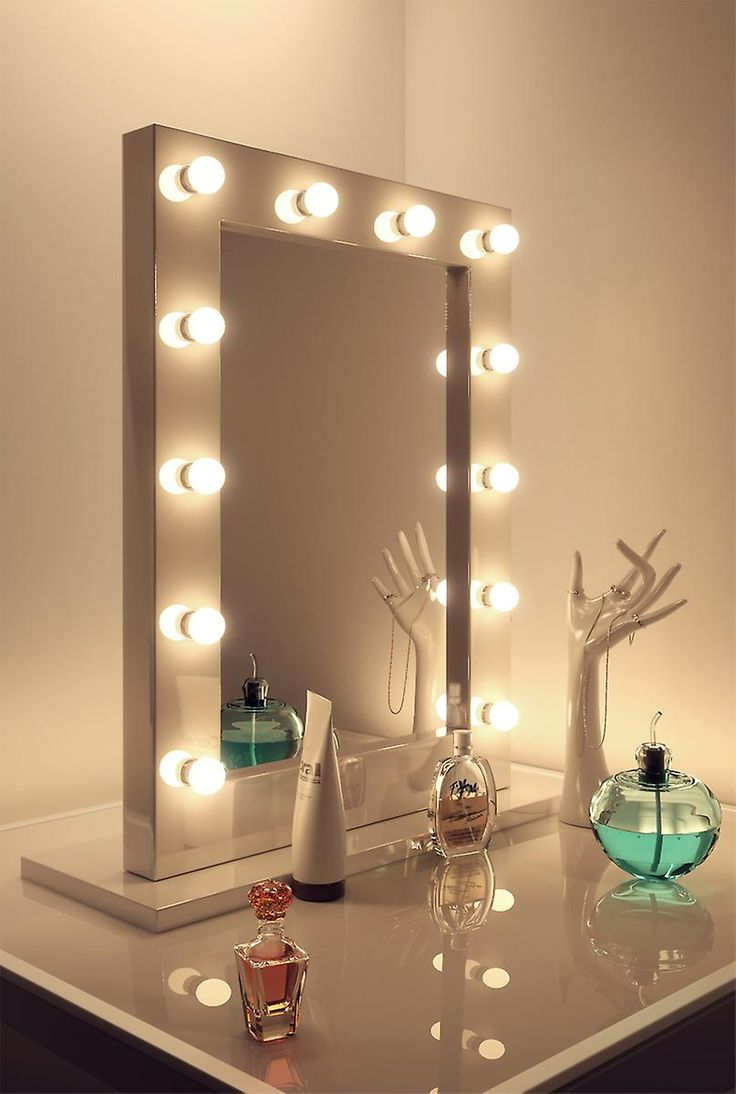 Best 25+ Led makeup mirror ideas on Pinterest Mirror vanity, Makeup organization and Vanities