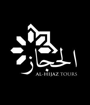 Al Hijaz Tours logo design.