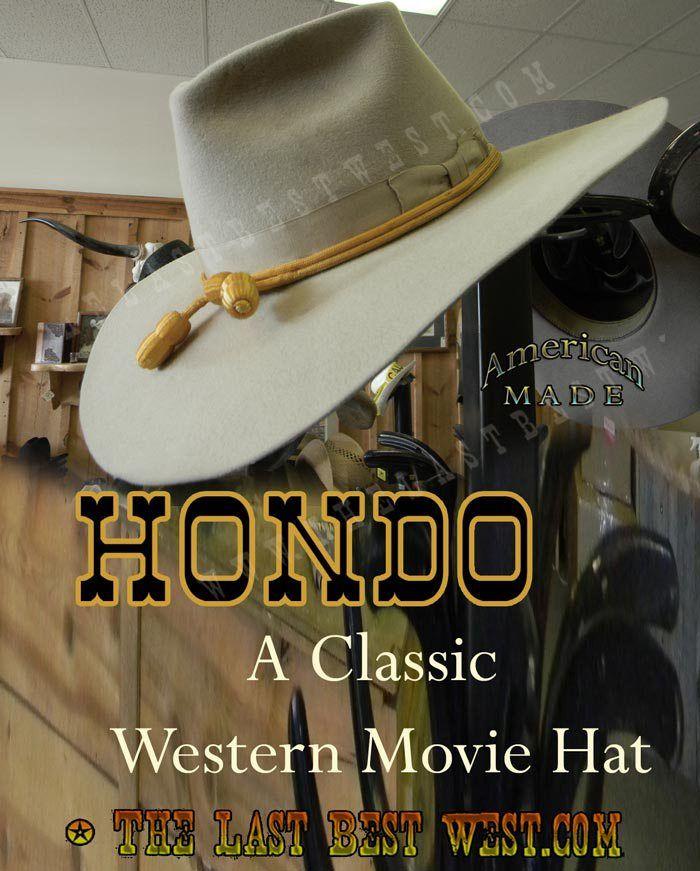 f32d7bdfa5b Hondo Custom Cowboy Hat