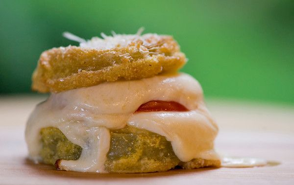Fried Green Tomatoes! It's almost time...