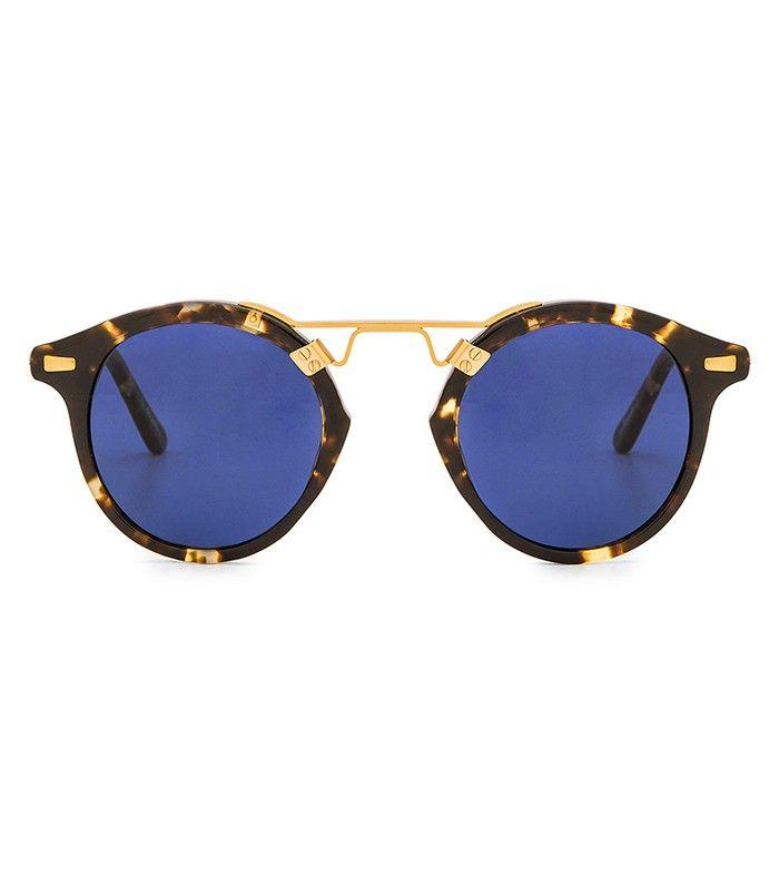 12e3e91daa1 Ray Ban Round Sunglasses Celebrity Emerald « Heritage Malta