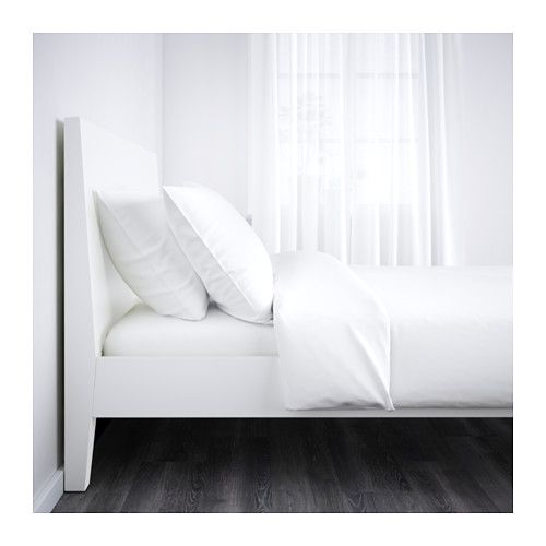 NORDLI Rama łóżka - 160x200 cm, Leirsund - IKEA