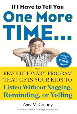 Organizing Made Fun: Positive Parenting Book GiveawayNags, Worth Reading, Amy Mccready, Time, Revolutionary Programs, Book Worth, Parents Book, Listening, Kids