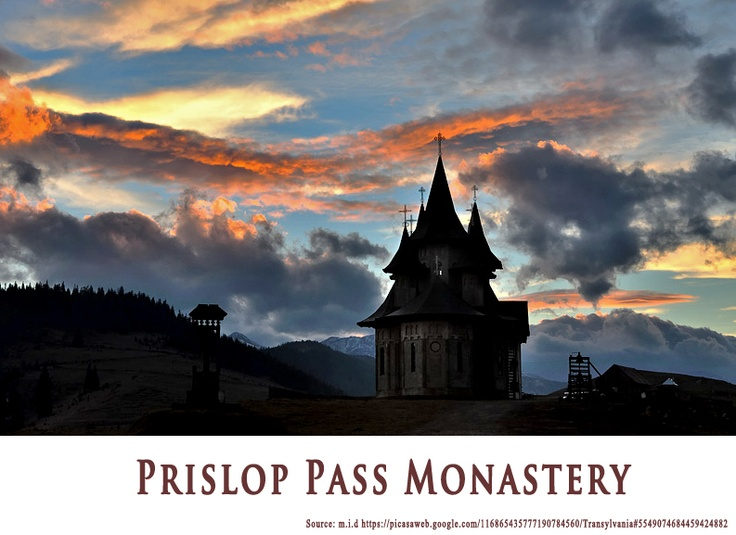 Prislop Pass Monastery  https://www.facebook.com/FromTransylvaniaWithLove