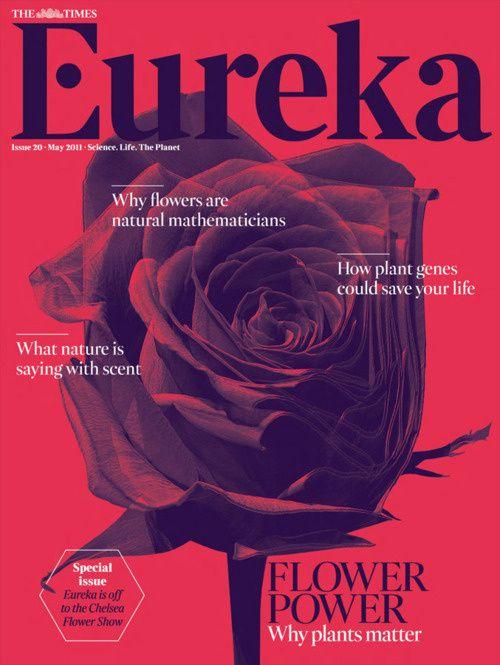 Eureka (London, UK) in Magazine
