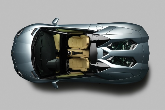 2013 Lamborghini Aventador LP700-4 Roadster Boldride.com - Pictures, Wallpapers