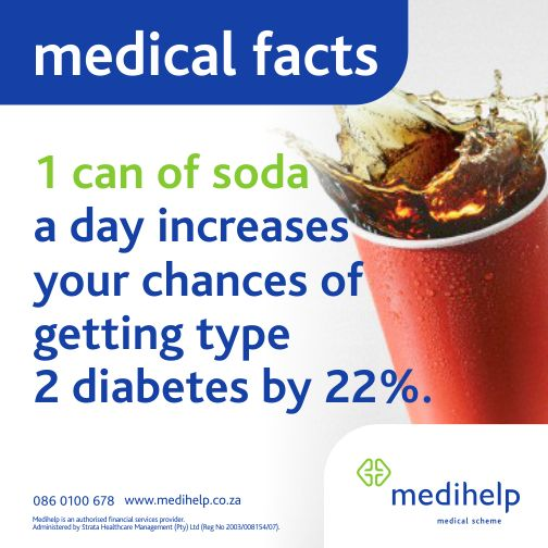 Did you know? #trivia #medihelp #healthyliving #diabetes