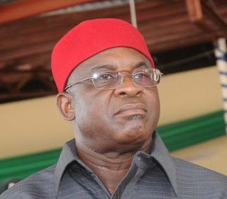 APC protests as INEC declares Mark winner of Benue South Senatorial rerun   Protest greeted the announcement by the Independent National Electoral Commission (INEC) that the Peoples Democratic Party (PDP) won Saturdays Benue South rerun election ensuring its candidate David Mark retained his Senate seat from which the court ejected him a few months ago.  However Daniel Onjeh a 41-year-old former students leader who contested on the platform of the ruling All Progressives Congress (APC)…