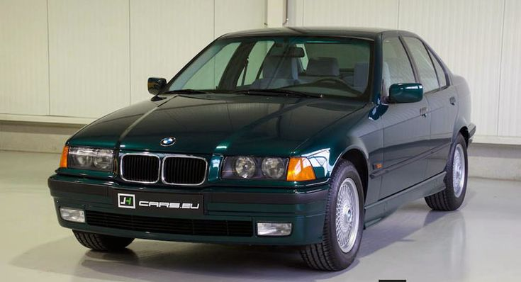 This 1995 BMW 320i Is Possibly The Lowest Mileage E36 In The World