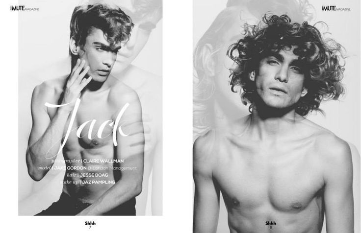 Jack Editorial - iMute Magazine Spring Issue #6 2014 Photographer | Claire Wallman Photography Model | Jack Gordon @ London Management Make up | Jaz Pampling Hair | Jesse Boag