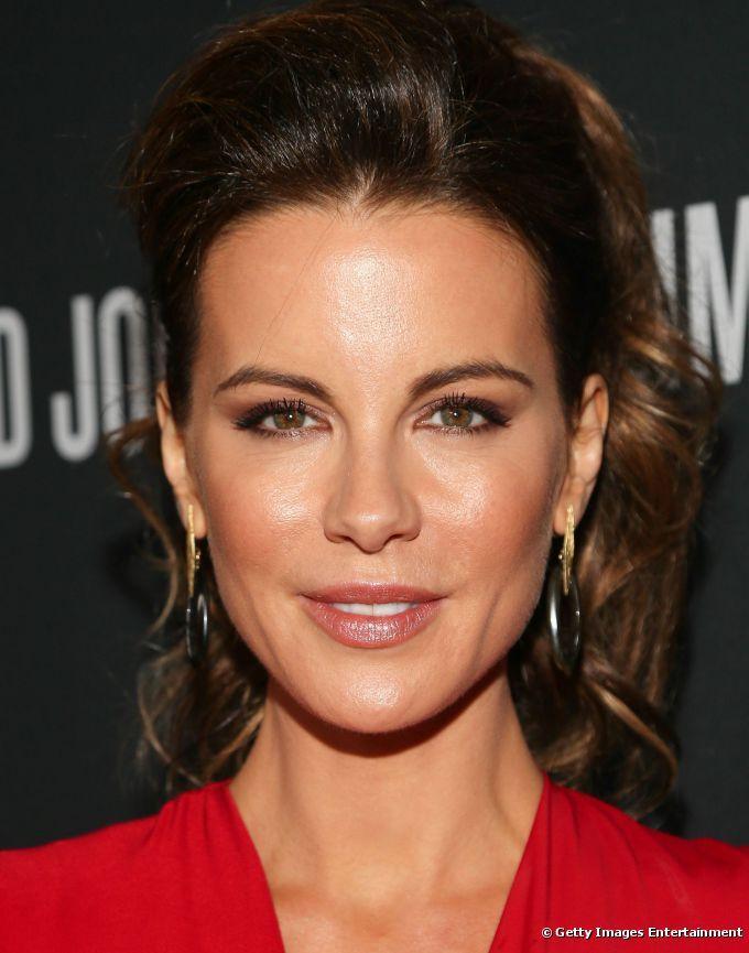 El maquillaje seductor de Kate Beckinsale puede ser tuyo en sólo minutos