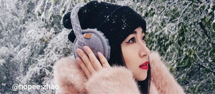 TEST SOUND HUGGLE : un casque Hi-Fi taillé pour l'hiver ! #Innovation, #Tests - Le Sound Huggle est un casque atypique (voire insolite!) : fusion entre un casque audio Bluetooth et un cache oreille pour affronter le froid en musique !