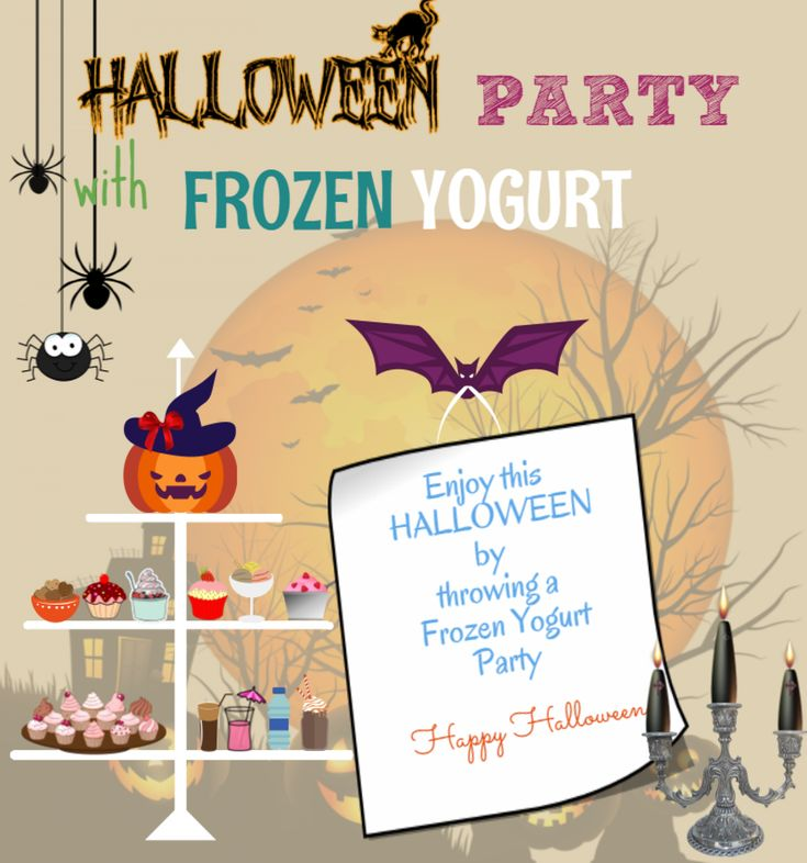 Happy Halloween guys. Is everyone ready to welcome summer? Yes? Good. Have you planned something cool for this? No? Go with a cool party along with your dear ones. Make party full of cool desserts including frozen yogurt.