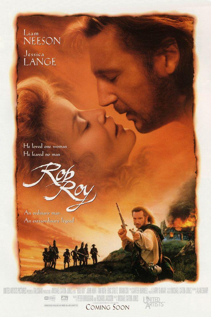 ROB ROY (1995) Liam Neeson, Jesica Lange, Tim Roth
