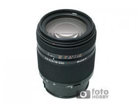 Obiective  Sony SAL DT 18-250mm f/3.5-6.3 FHS00003453 Obiectiv super zoom 13.8x special proiectat pentru aparatele reflex digitale format APS-C FOV...