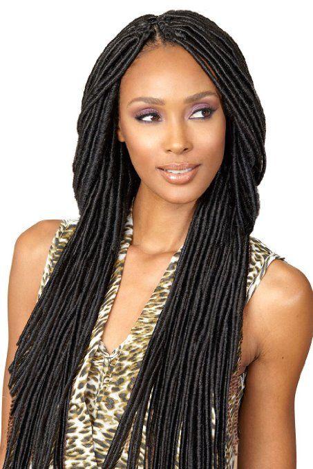 Senegal Faux Locs Dread 20 Quot 1 Jet Black Bobbi Boss