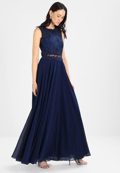 Korte Galajurken Zalando.Galajurk Navy Zalando Nl In 2019 Dresses Formal Dresses
