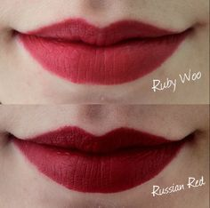 red lipsticks mac ruby woo lipstick - Buscar con Google