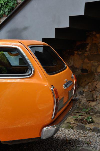 Salvador Dali's 180B Datsun Wagon