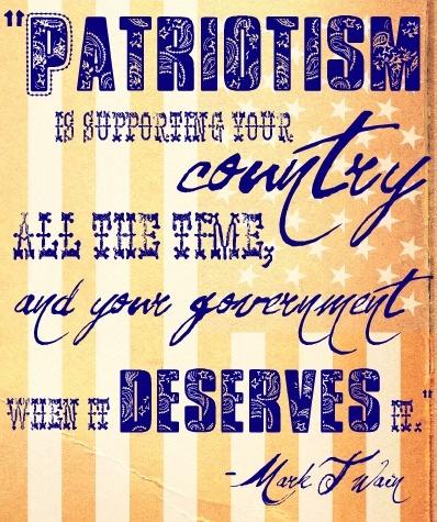 Essay on Patriotism