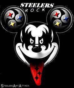Mickey steelers