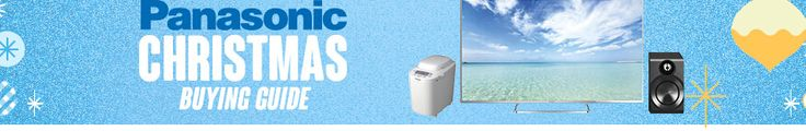 Explore the complete Panasonic range to find the perfect Christmas gift at Appliances Online  FROM $89 , Washing Machine; Microwave ;Bread Maker ;Air Conditioner   http://digbargain.com.au/coupon/explore-the-complete-panasonic-range-to-find-the-perfect-christmas-gift-at-appliances-online-from-89/