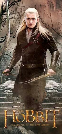 Legolas The Battle Of Five Armies